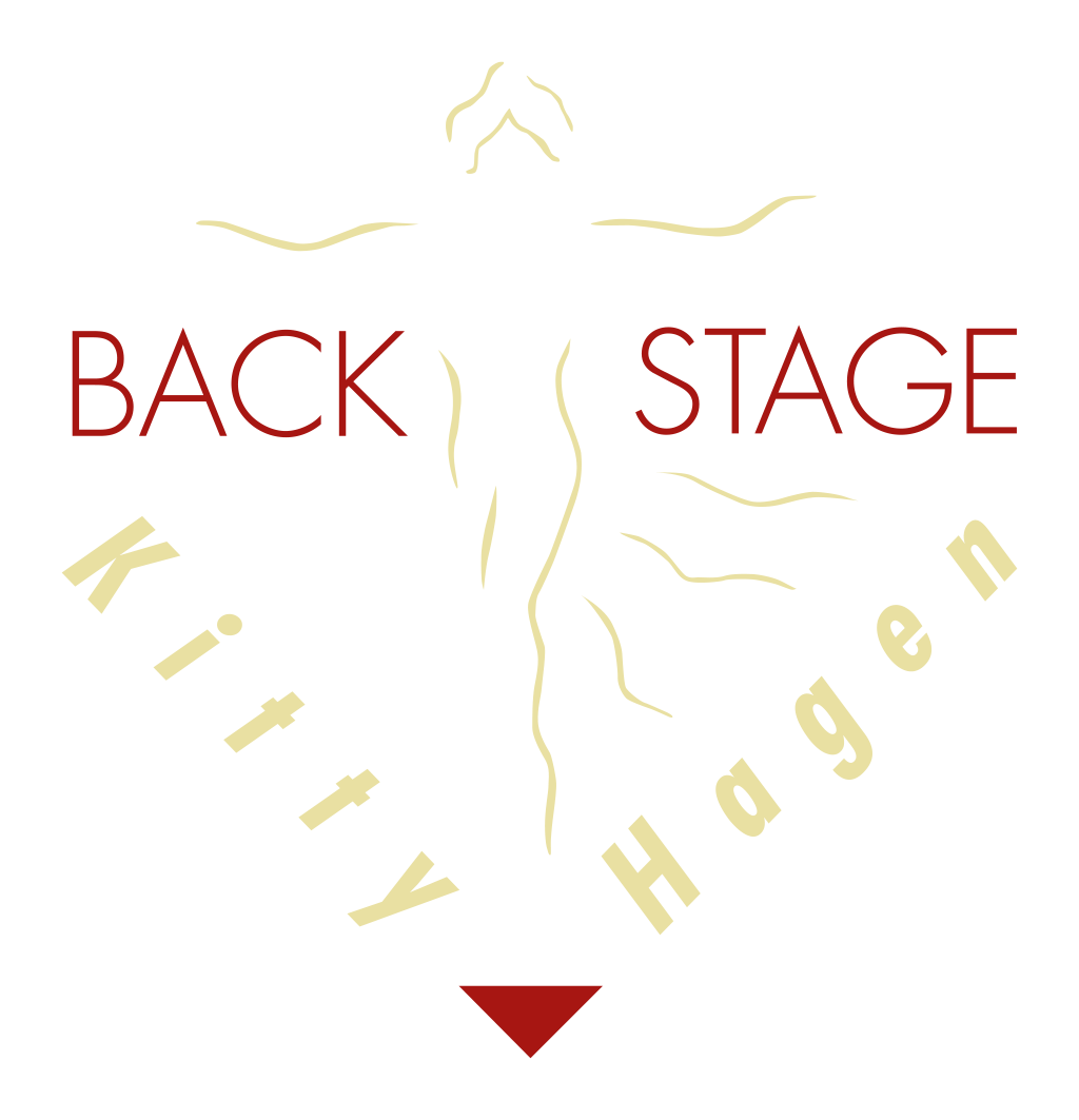 Back stage Logo