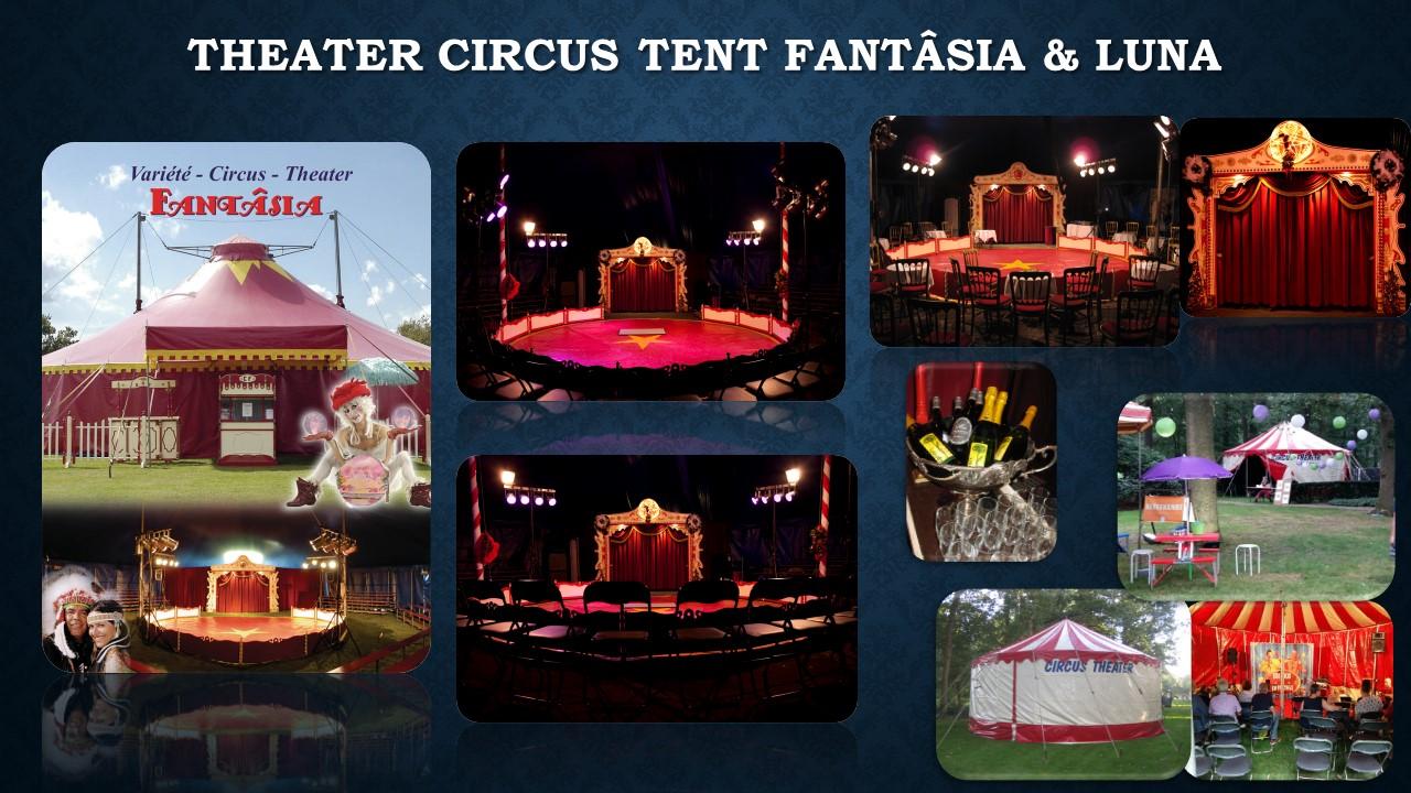 Circustenten Circus Tent