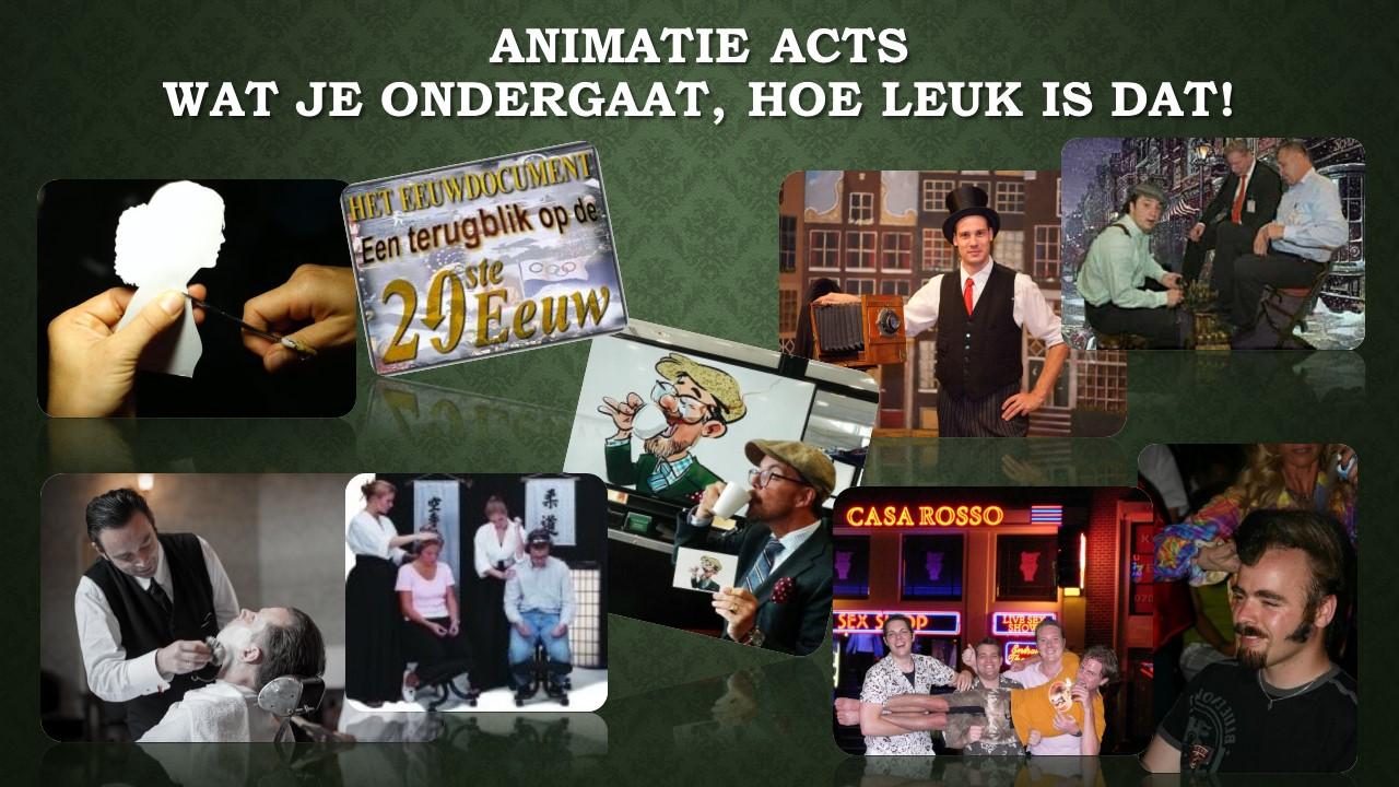 Animatie acts