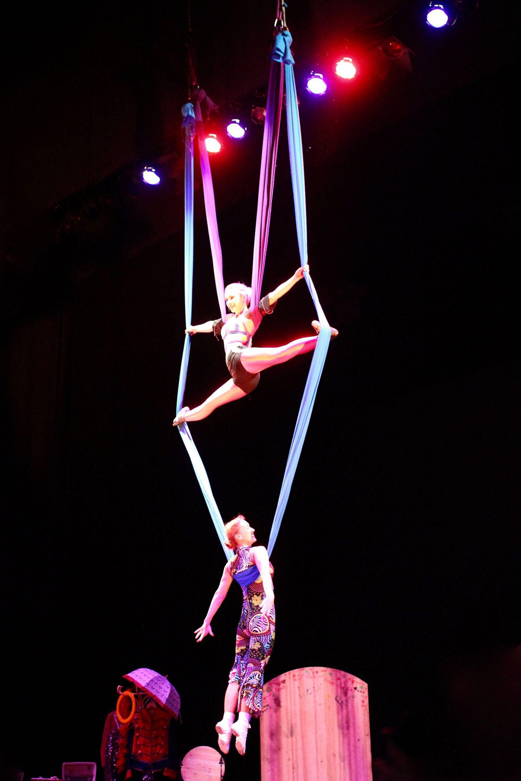 Circus in zorginstellingen