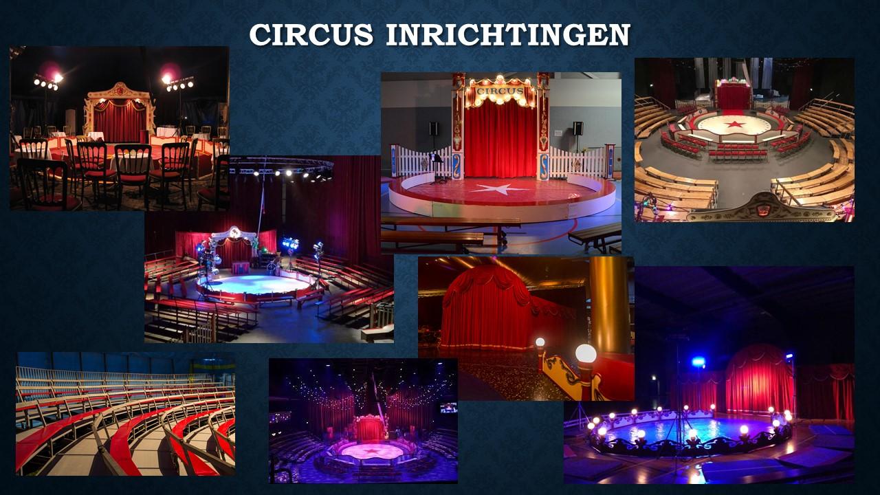 Circus Inrichtingen