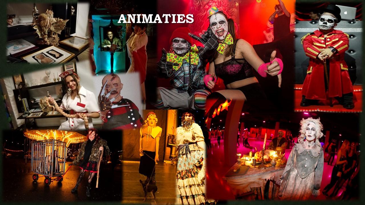 Freak Show Animaties