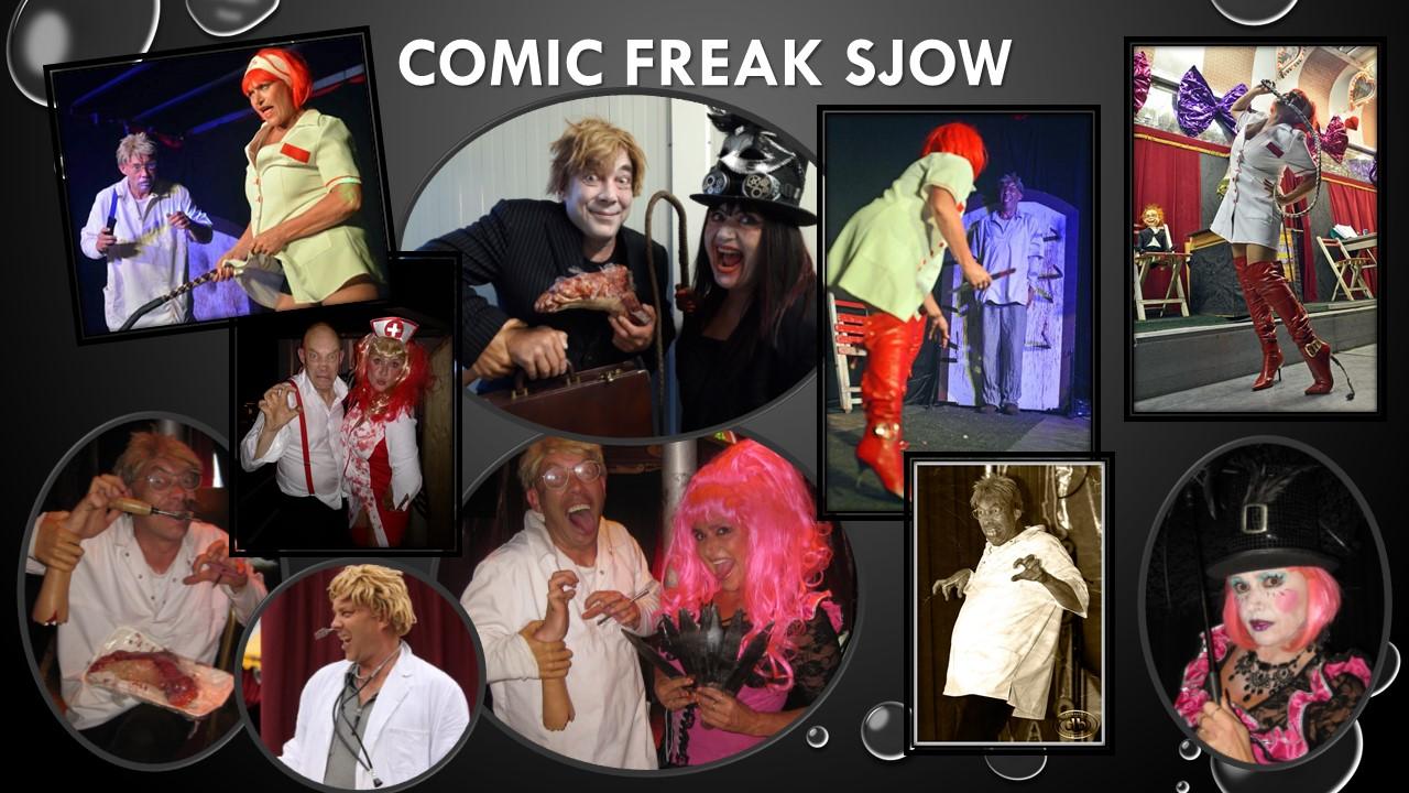 Comic Freak Show