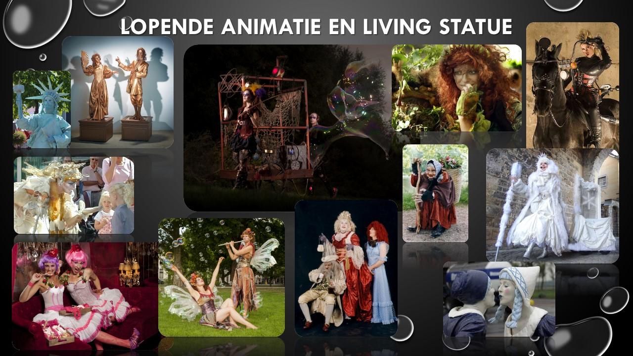 Animaties – Acteurs – Loopacts