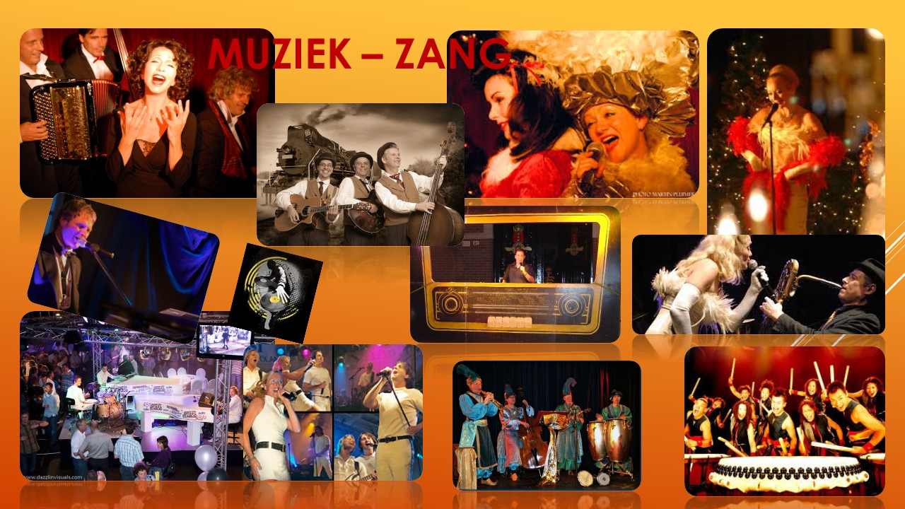 Muziek en Zang