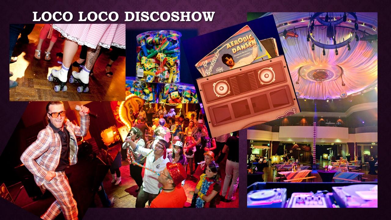 Loco Loco Discoshow