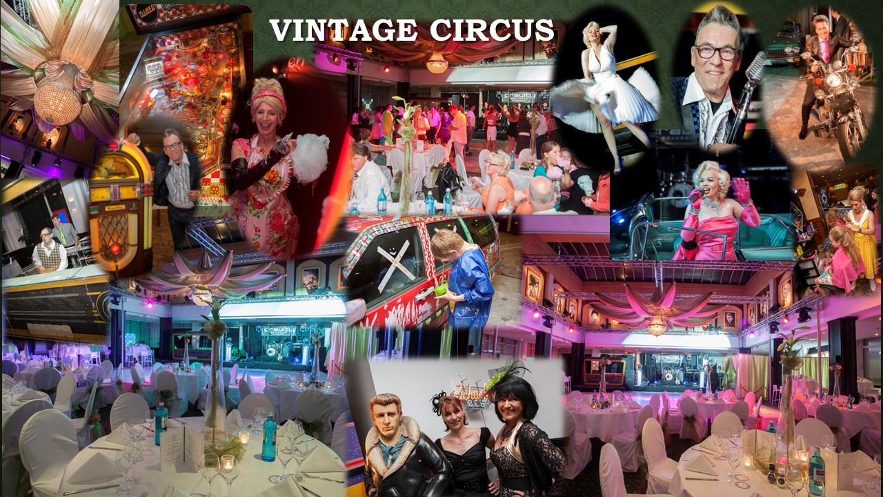 Vintage Circus Events