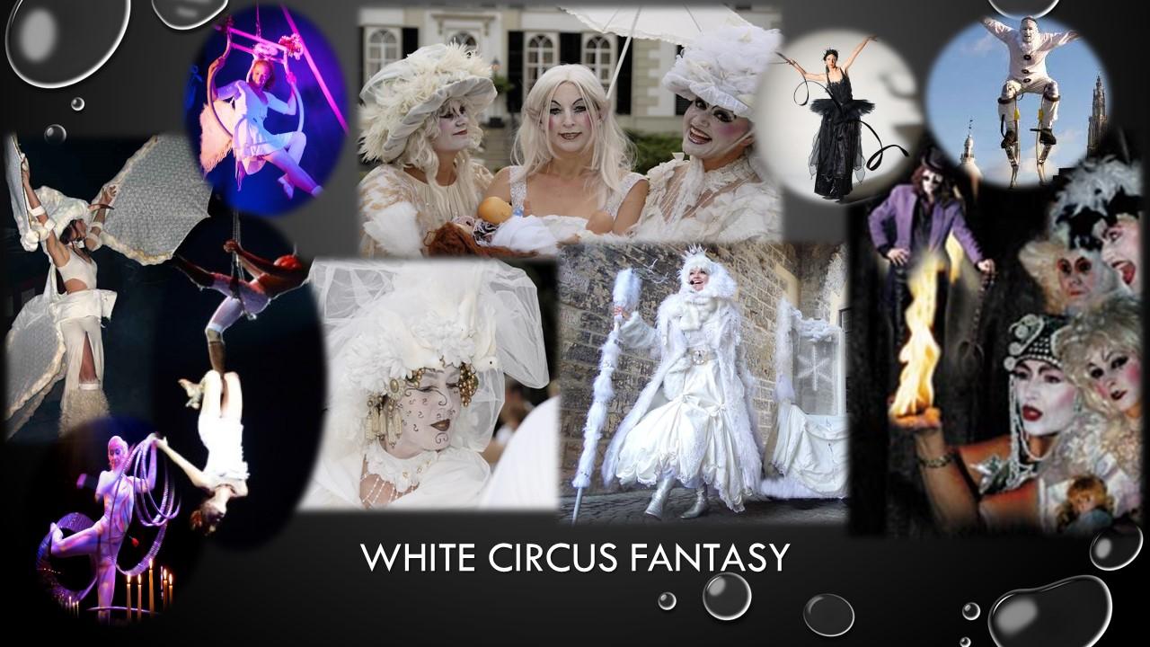 White Circus Fantasy
