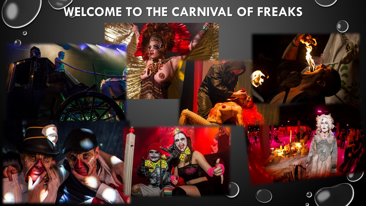 Carnival of Freaks