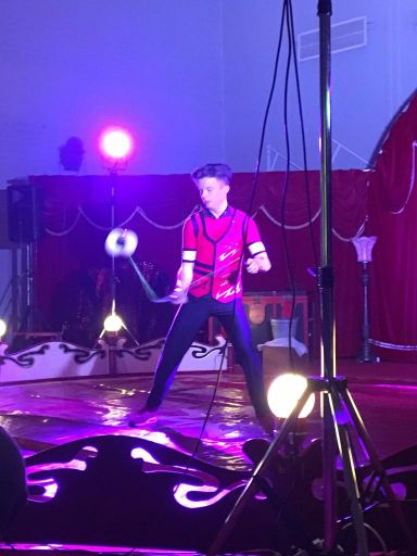 Circus Fantasia Veldzicht
