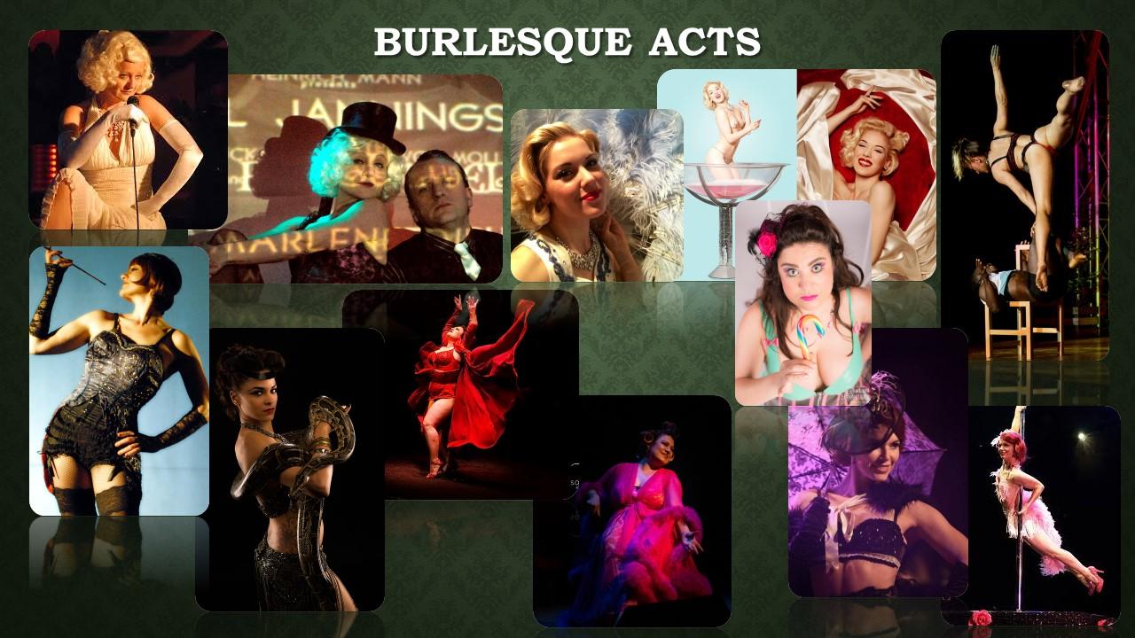 Burlesque – Freak – Halloween