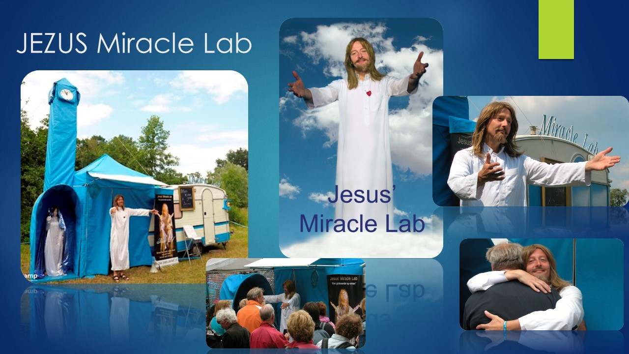 JEZUS Miracle Lab
