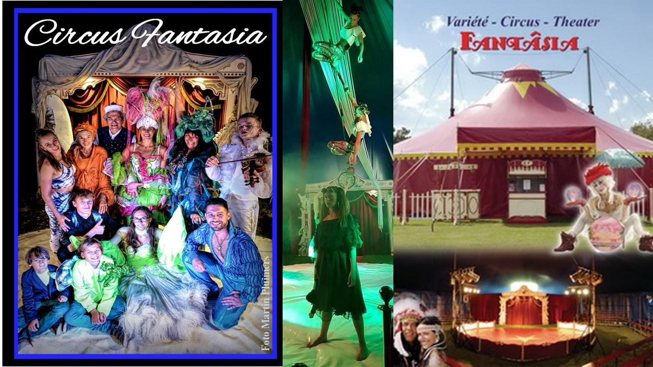 Circus Fantasia Inhuren