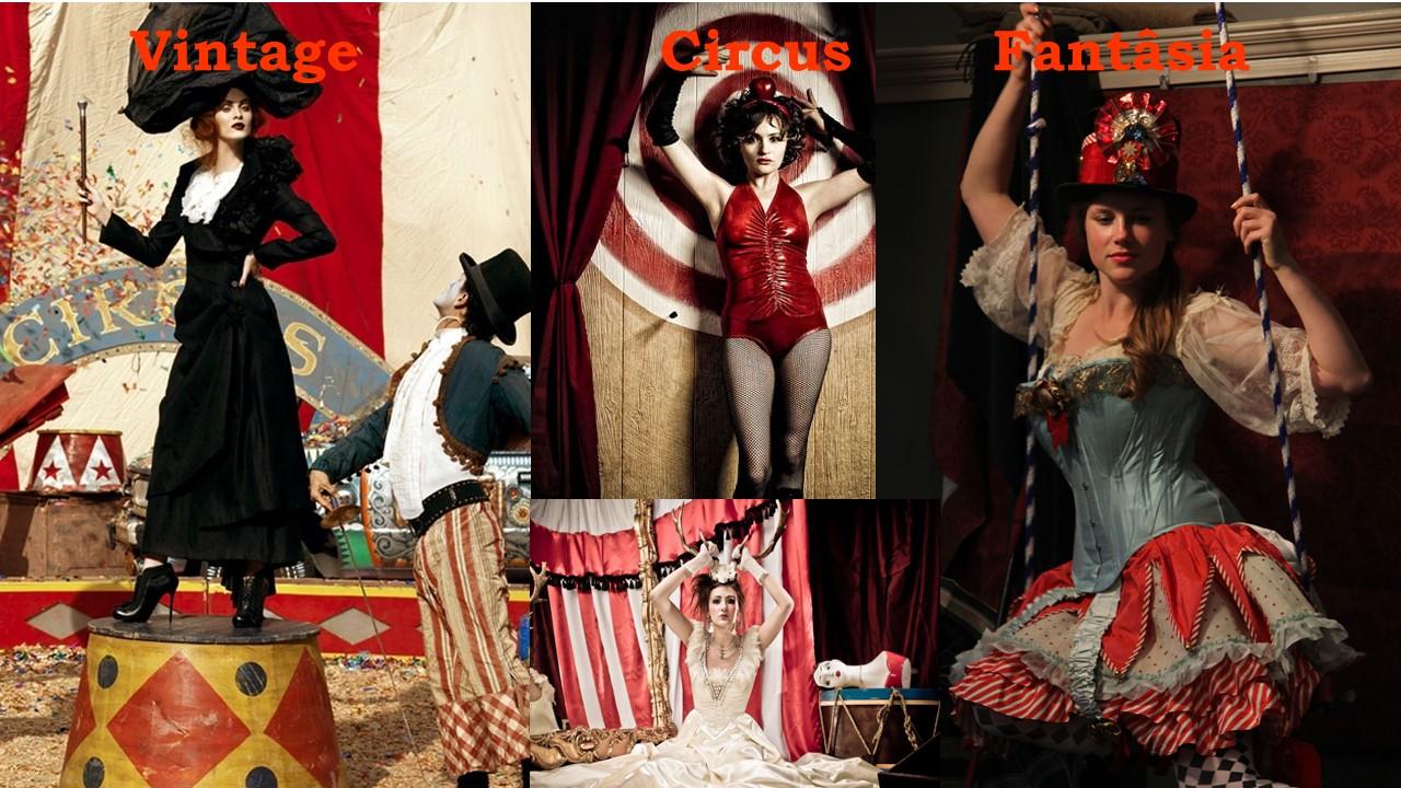 Theater Circus Fantâsia 2021 House of Curiosity